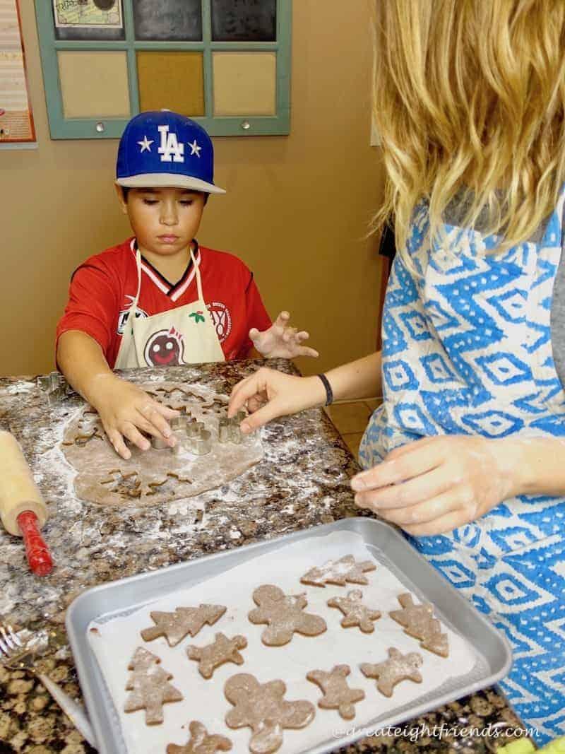 Christmas Cookie Bake Gingerbread