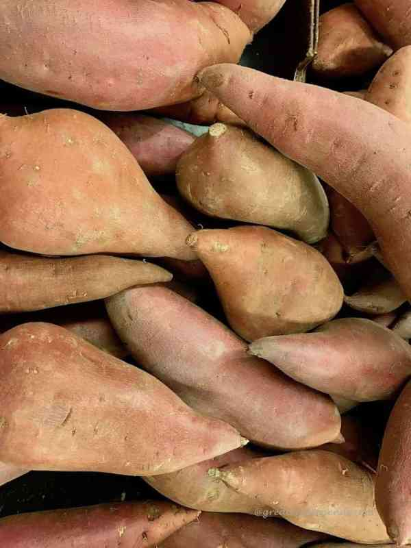 Baked Yams with Nutmeg Butter yams