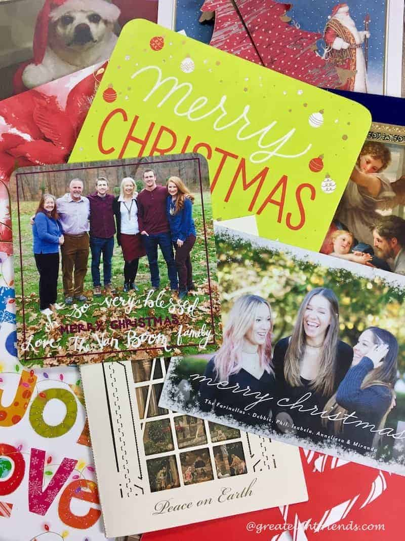 year of love Christmas Cards