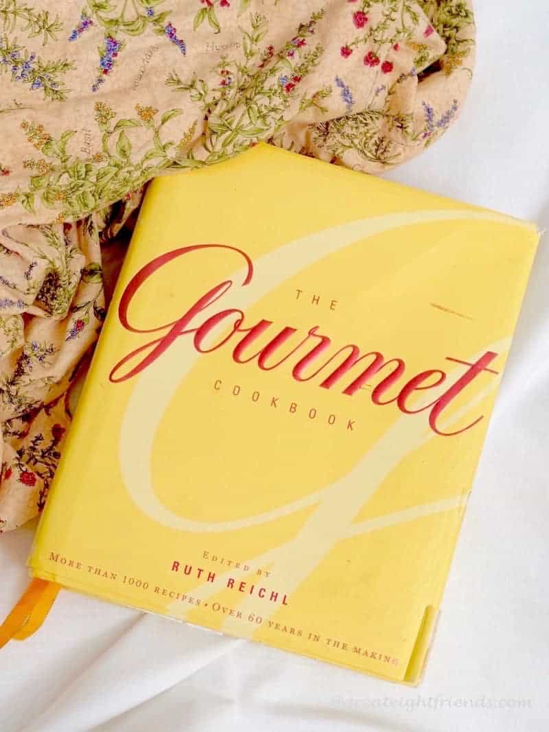 The Great 8 Friends Goes Gourmet Cookbook
