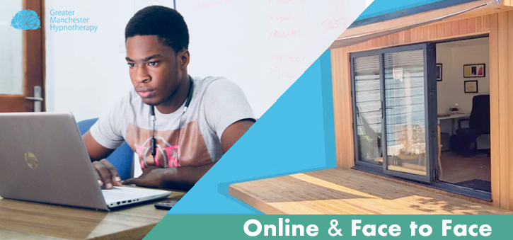 Online and face to face sessions