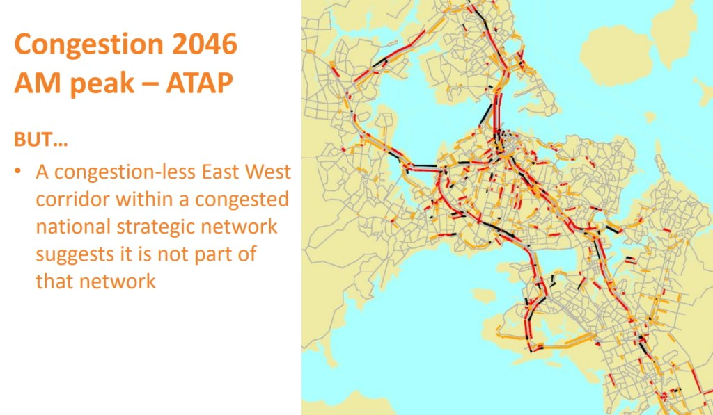 New Zealand Must See Map.East West Link Must Be Revised Not Just Staged Greater Auckland