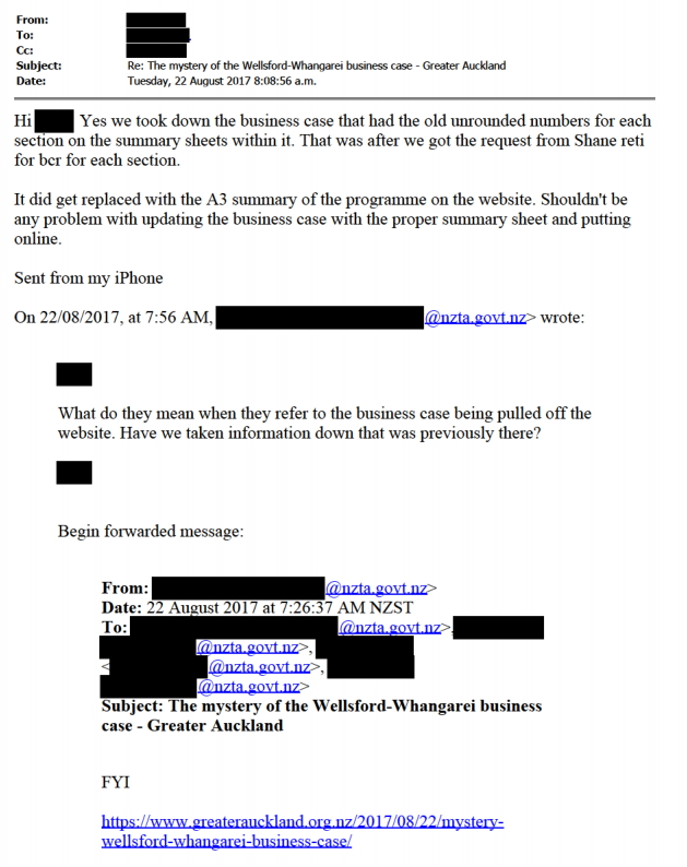 Solved The Mystery Of The Wellsford Whangarei Business Case Greater Auckland
