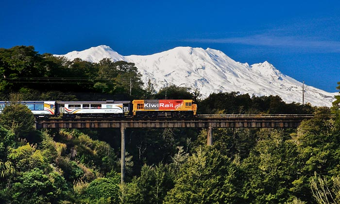 Tourist trains from Southland to Northland? - Greater Auckland