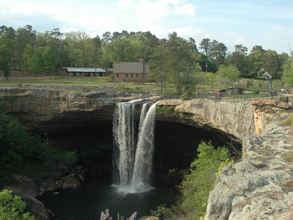 Noccalula Falls Park Amp Campground Greater Gadsden Area