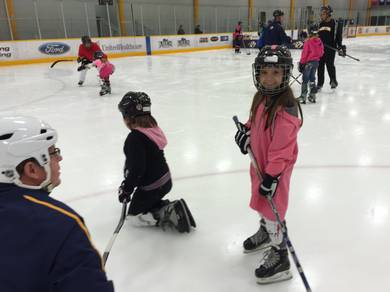 IIHF Girls Ice Hockey