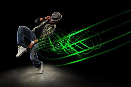 Hip hop dancer - DepositPhotos.com