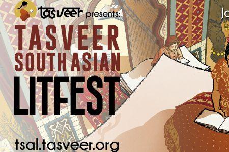 Tasveer literary festival 2019 banner