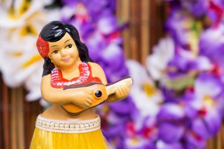 Hawaiian doll - DepositPhotos.com