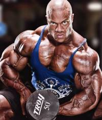 Phil Heath - Greatest Physiques