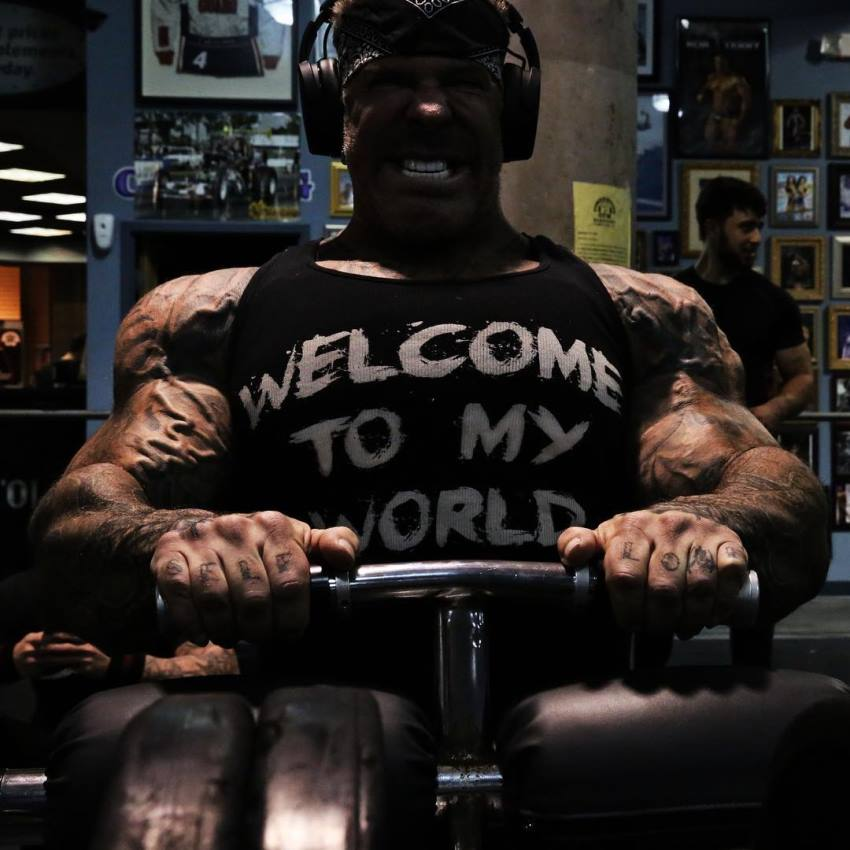 Rich Piana Age Height Weight Images Bio