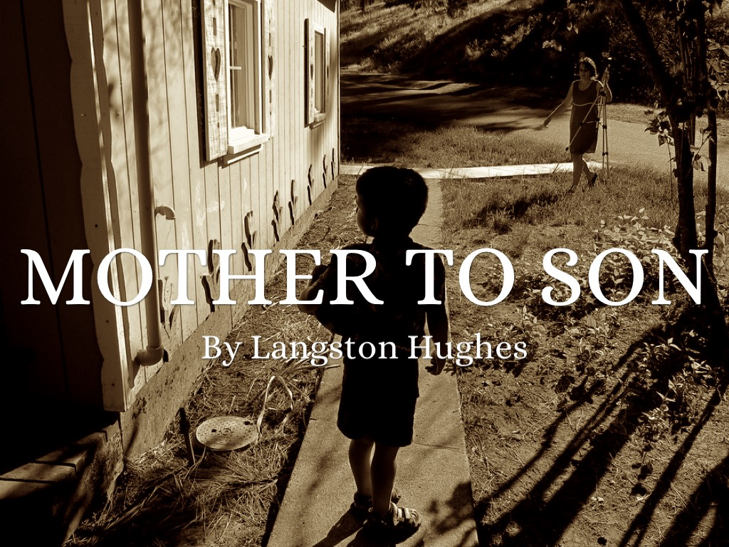 Mother To Son Greatest Poems