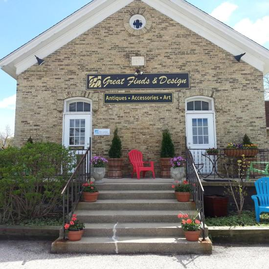 Great Finds & Design Pewaukee Furniture and Home Accessories and Gifts