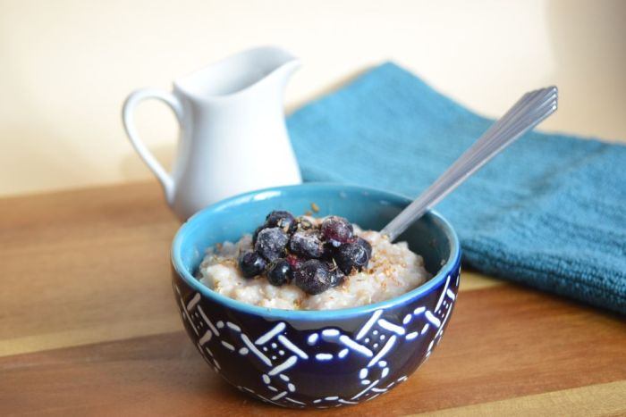 Creamy Biuckwheat
