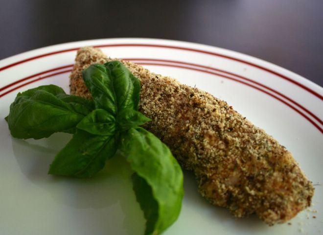 Almond Crusted Turkey Tenders 2