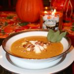 Paleo Pumpkin Potato Soup