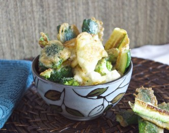 Battered Veggies