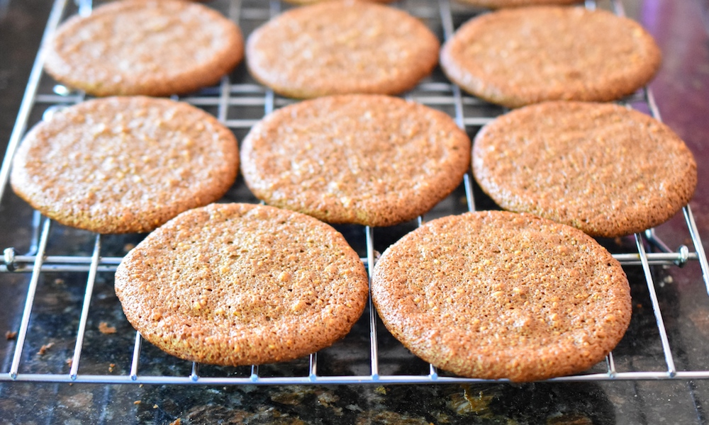 Paleo Chewy Chocolate Cookies