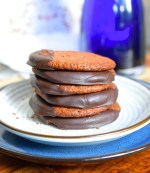Paleo Chewy Chocolate Cookies