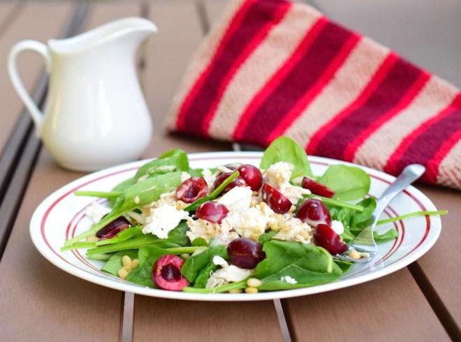 Chicken Cherry Salad