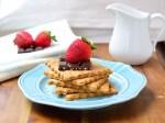 Gluten and Dairy Free Graham Cracker