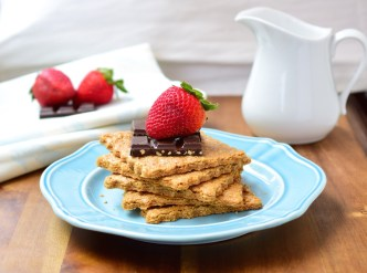 Gluten and Dairy Free Graham Cracker