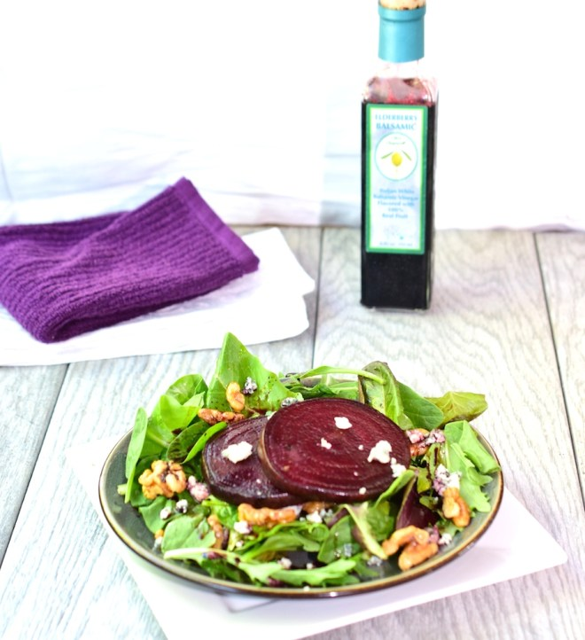 Beet and Balsamic Salad