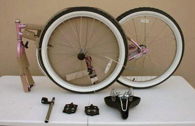 bike assembly open box