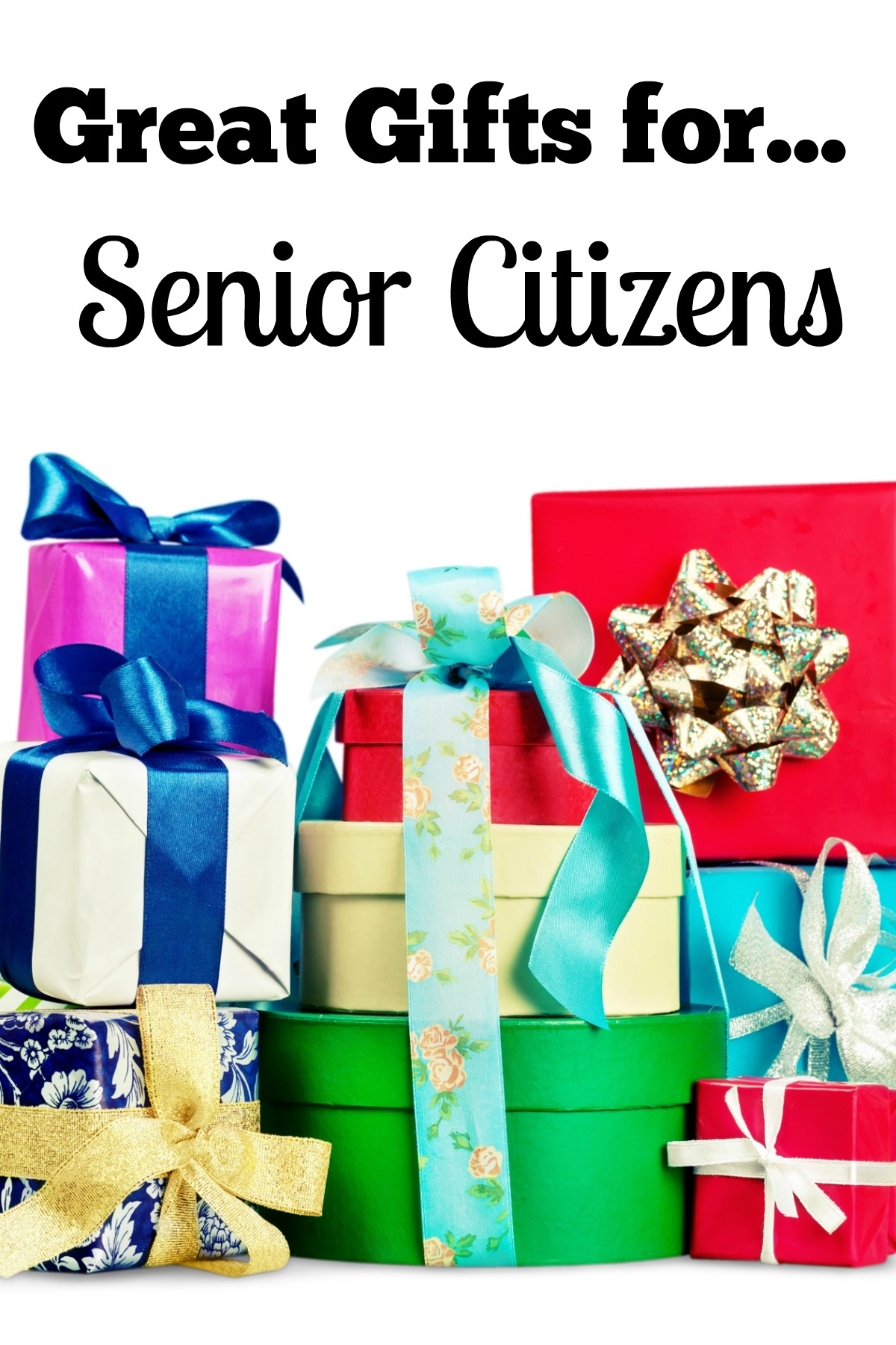 Great Ts For Senior Citizens