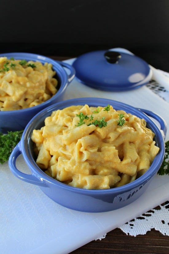 Mac and Cheese Vegan Style