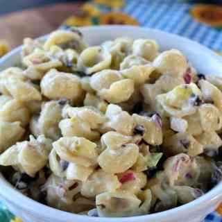 Chipotle Macaroni Salad
