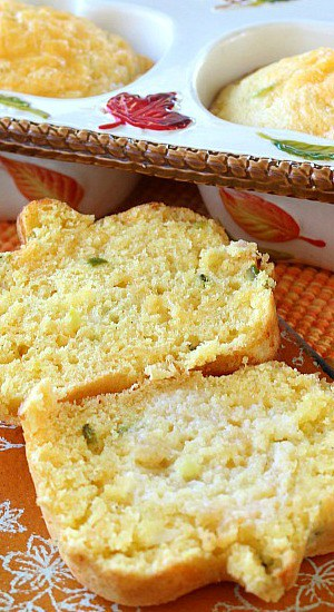 Jalapeño Cheese Corn Bread