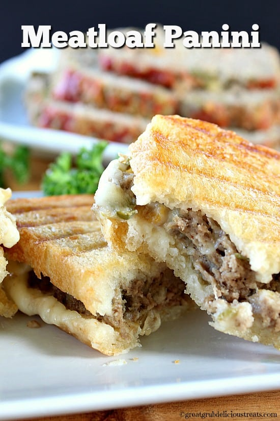 Meatloaf Panini