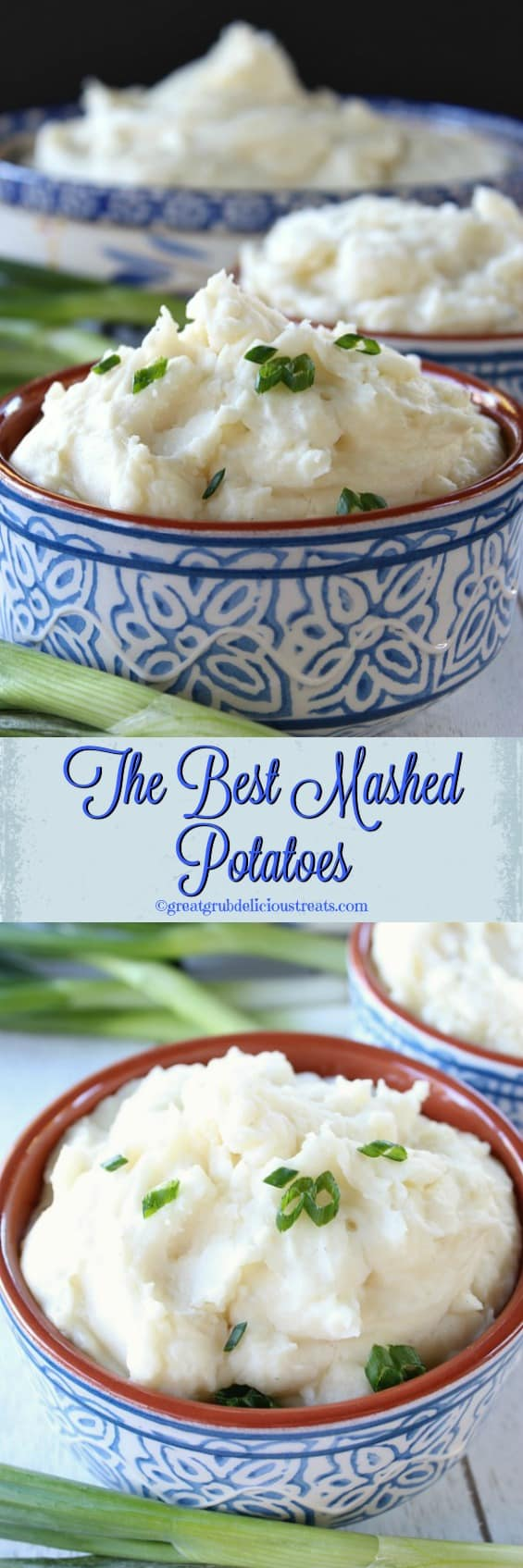 The Best Mashed Potatoes Great Grub Delicious Treats