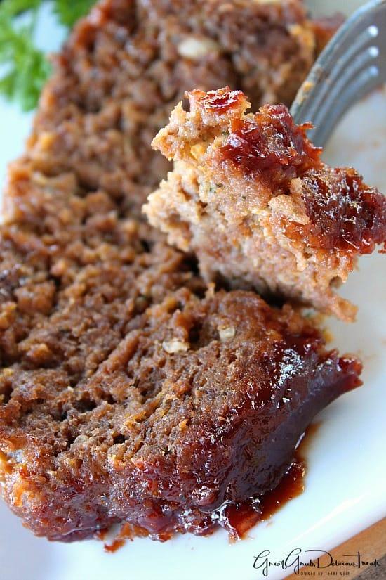 BBQ Meatloaf