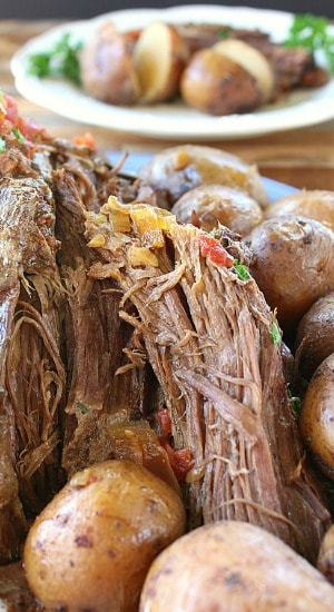 Crock Pot Boneless Beef Round Tip Roast