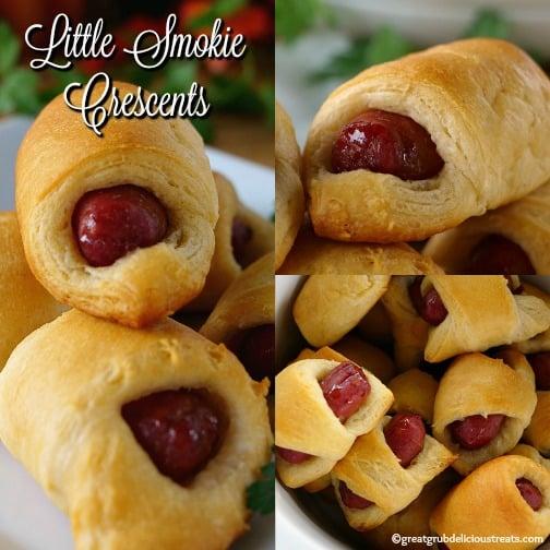 Little Smokie Crescents