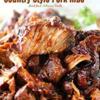 Crock Pot Country Style Pork Ribs