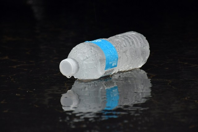 bottled Water Bad for Our Teeth