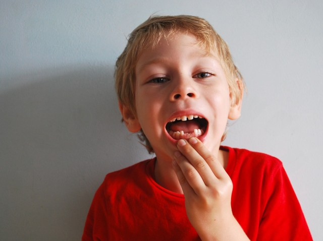 Oral Care of Baby Teeth