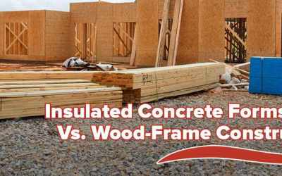 Insulated Concrete Forms (ICF) Vs. Wood-Frame Construction