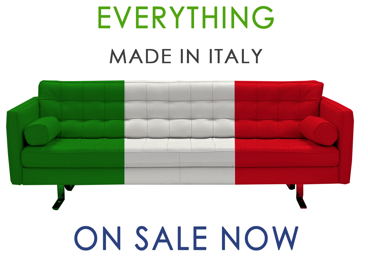 Great Italy Sale