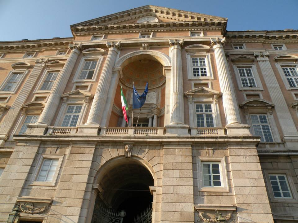 Royal Palace - Caserta - Campania - Italy