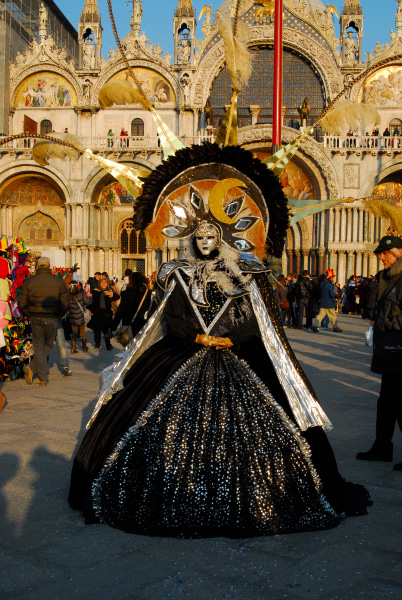 Carnival in Venice Great Italy