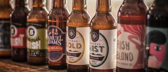 Great Jones craft Beers
