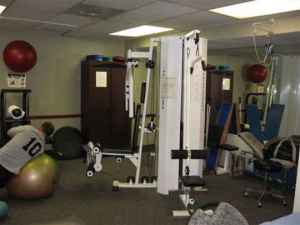 Brock Physiotherapy Whitby gym