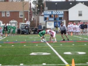 Detroit Titans Manhattan Jaspers Lacrosse