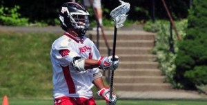 Michigan Wolverines Fairfield Prep Andrew Hatton Lacrosse