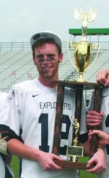 Hudson Explorers Hill Academy Michigan Wolverine sLacrosse Cooper Charlton
