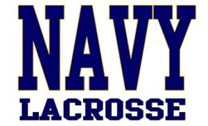 Navy Midshipmen Lacrosse Logo